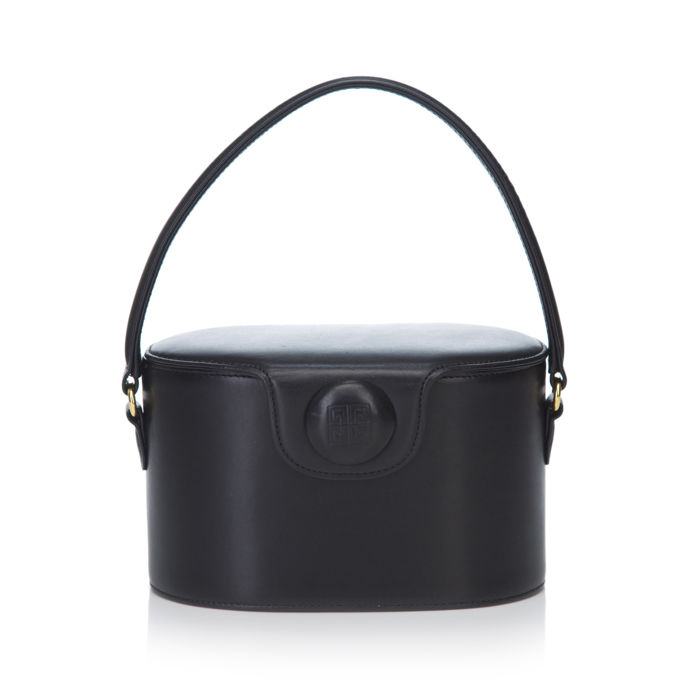 Givenchy - Structured Leather Handbag