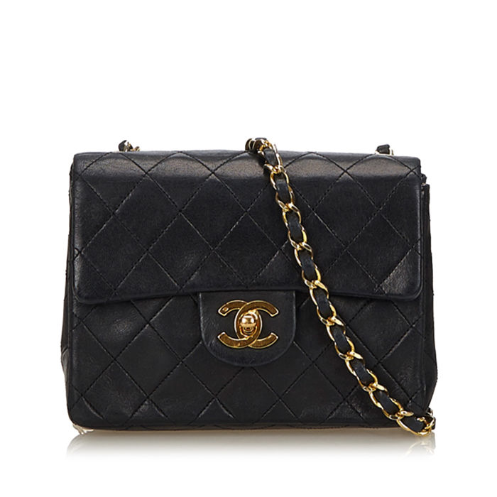 Chanel - Classic Mini Flap Crossbody Bag