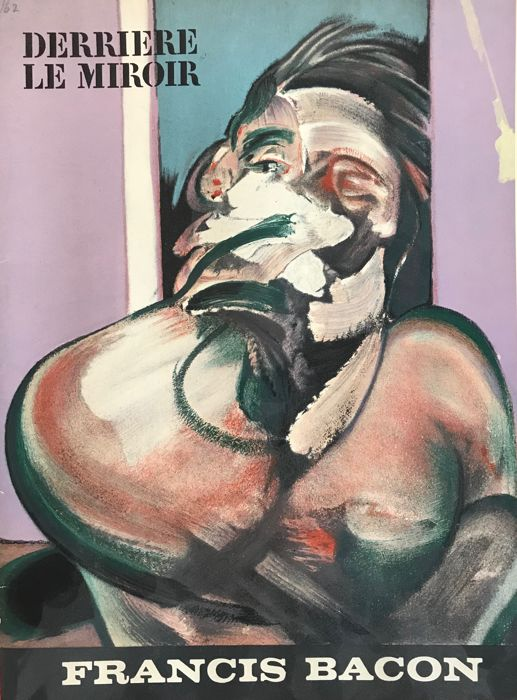 Francis Bacon - Derriere Le Miroir- 5 lithographs