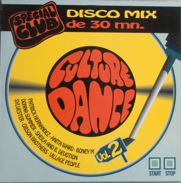 Mega Rare Disco with Culture Dance Disco Mix de 30 Min  Special