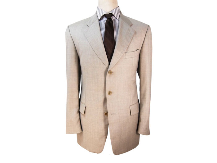 Hugo Boss - s100 spring-summer suit