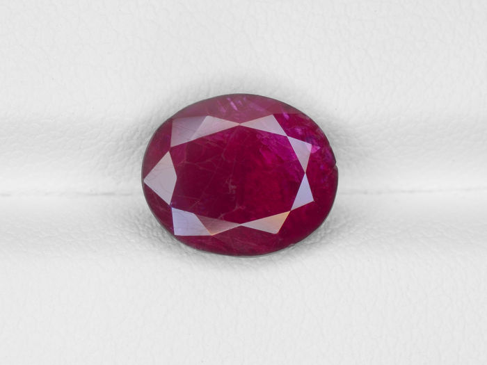 Ruby - 4.53 ct