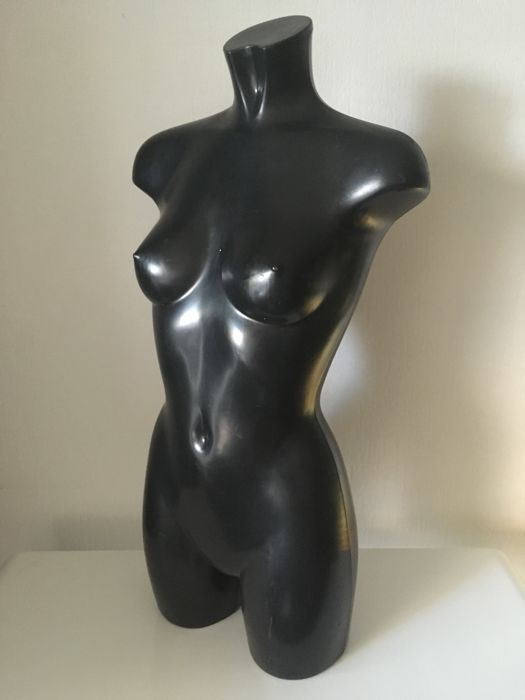 DLV mannequins - Vintage - Rare and unique display doll torso - Italy - 1980's - numbered