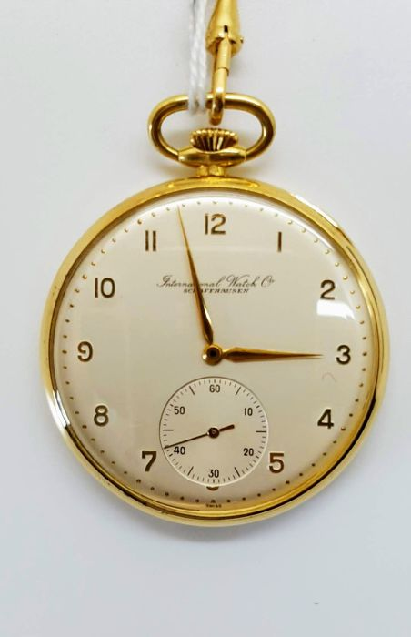 IWC - Pocket watch - NO RESERVE PRICE - Unisex - 1901-1949