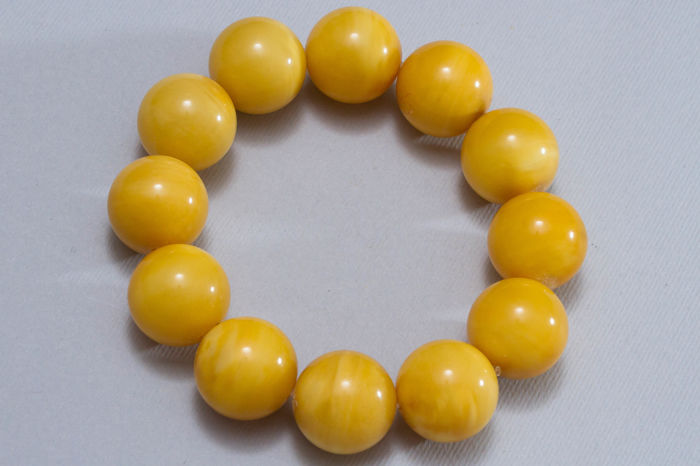 Amber - Bracelet - Commonly treated