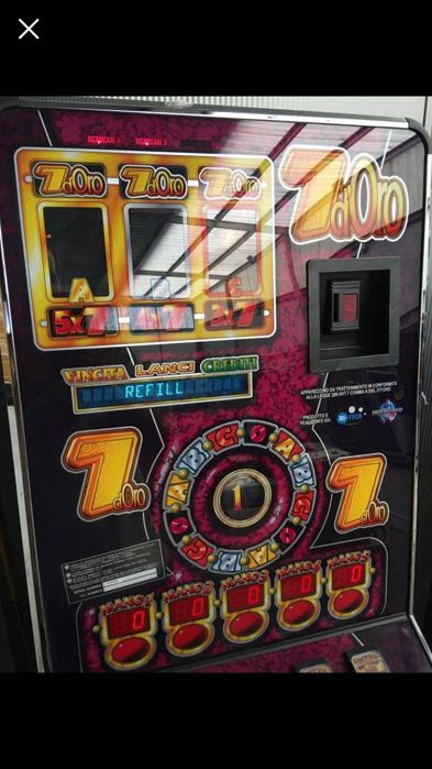 Distributori slot machine
