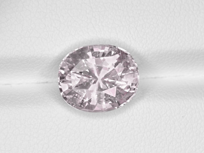 Colorless Sapphire - 6.34 ct