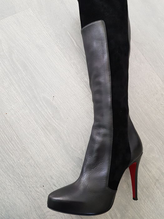 Louboutin boots 36/5
