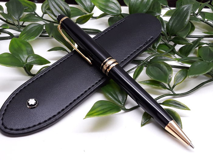 Montblanc Meisterstuck Mechanical pencil gold