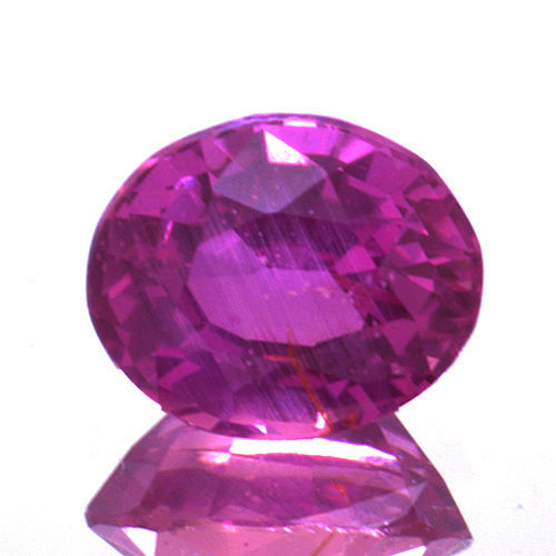 Ruby - 0.77 ct.