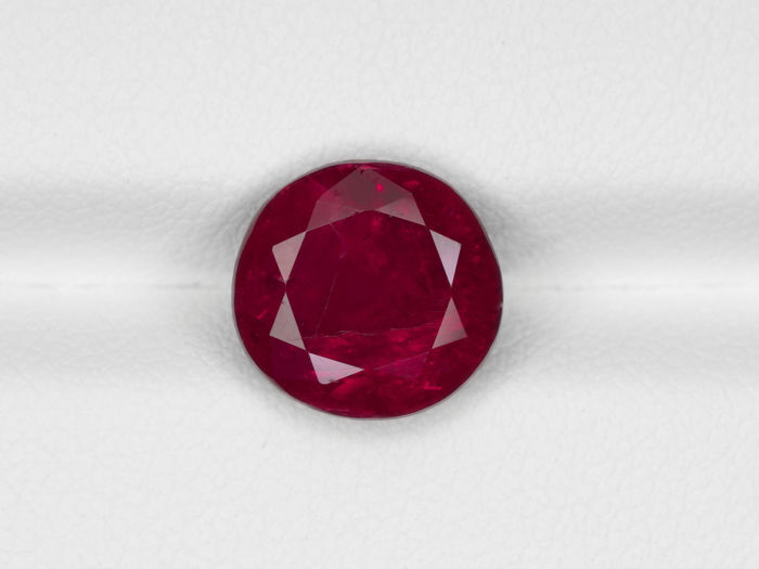 Ruby - 4.69 ct