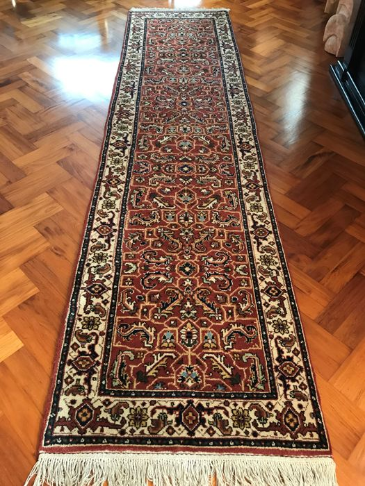 Bidjar - Approx. 305 x 75 cm - India