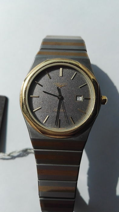 Longines - NOS, new old stock - steel/gold - Women's - 1980-1989
