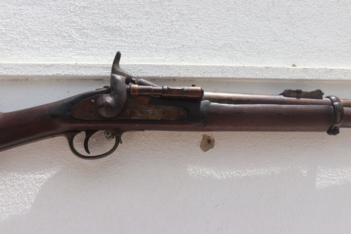 Snider–Enfield breech-loading rifle
