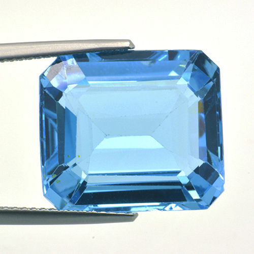 Swiss Blue Topaz - 22.62 ct.