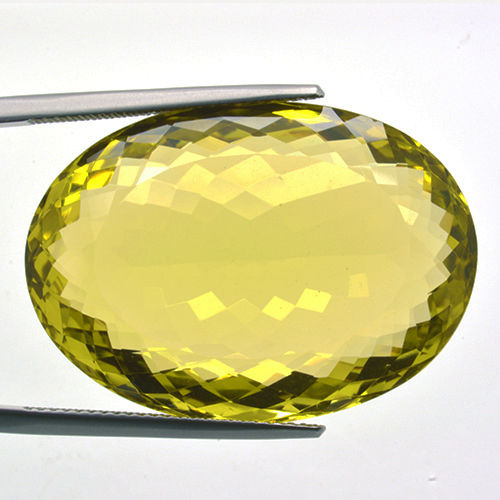 Lemon Quartz - 48.22 ct