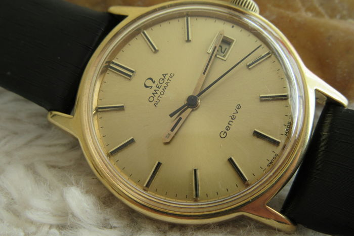 Omega - Geneve Automatic Watch - 36456988 - Hombre - 1970 - 1979
