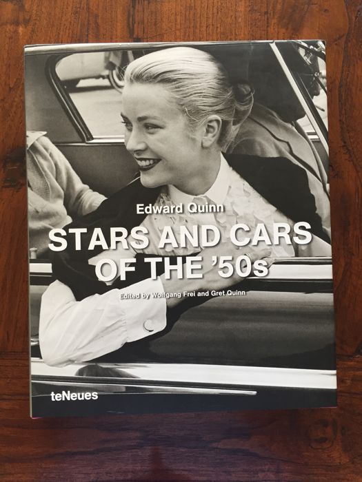 Libros - Stars and Cars of the '50s (Photography)  - 2008-2008 (1 objetos)