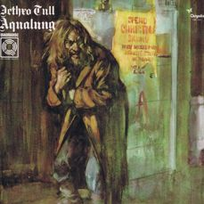 "JETHRO TULL - Quadraphonic LP: Aqualung (Chrysalis ‎– CH4 1044) USA 1975 Quadraphonic LP | ""Wind-Up"" is -by accident- a completely different performance than on the regular album"