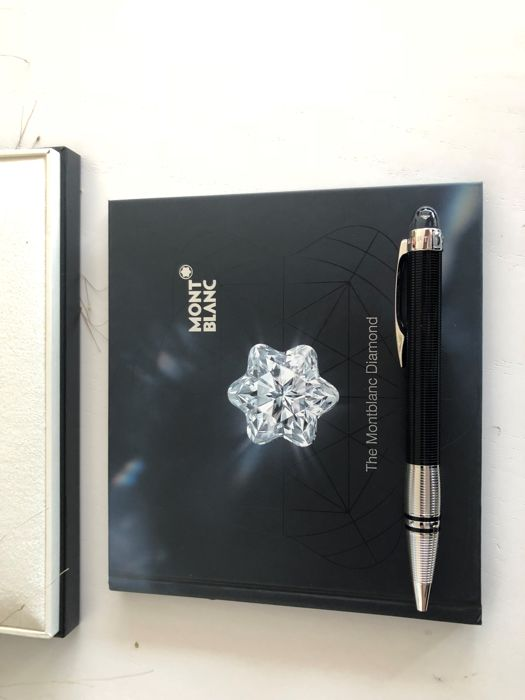 Montblanc Soulmakers for 100 years DIAMOND ballpoint pen