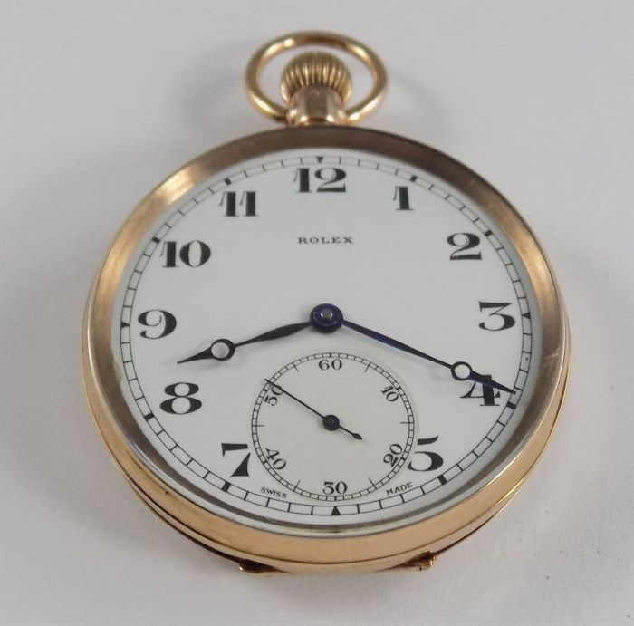 Rolex -Pocket Watch - Calibre 548 - Men - 1920's