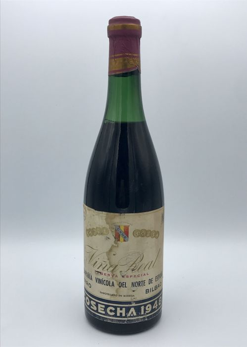 1948 Viña Real Reserva Especial, Rioja - 1 Bottle 75cl