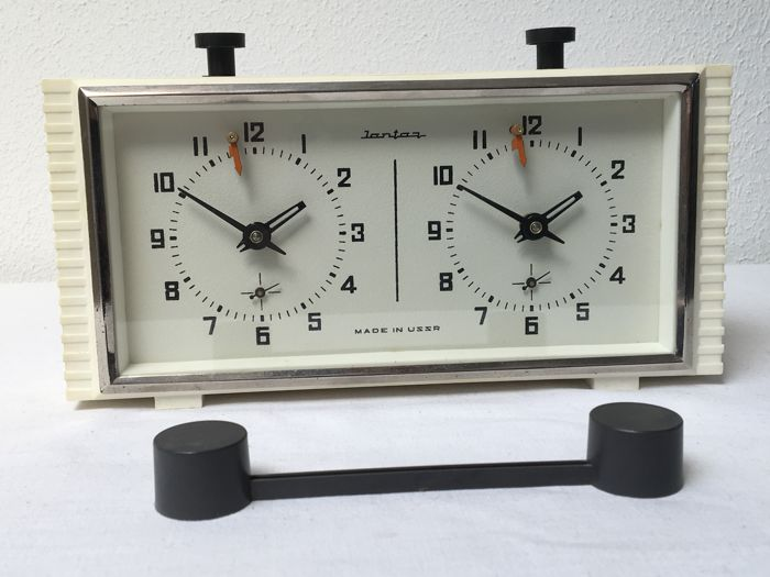 Original Jantar chess clock - USSR