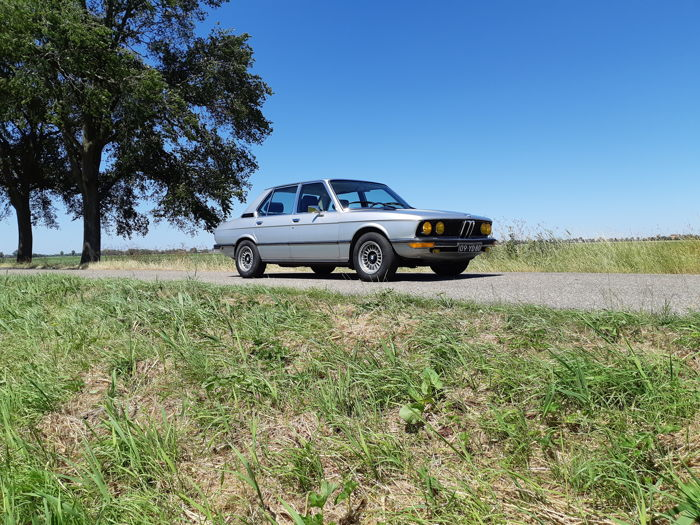 BMW - Bmw e12 5 serie TURBO ! - 1975