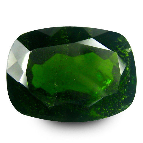 Chrome Green Diopside of 3.87 ct