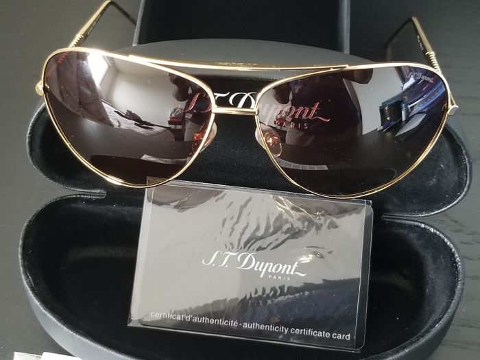 S. T. Dupont - Sunglasses,  never used