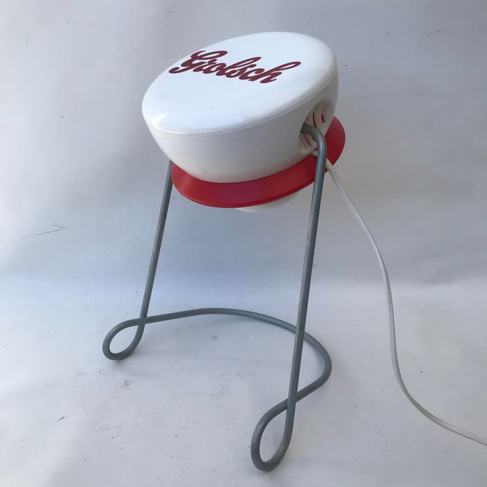 Lamp - PLOP - design for Grolsch - 1990s