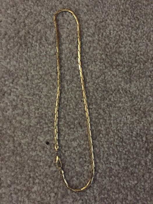 18 ct gold chain