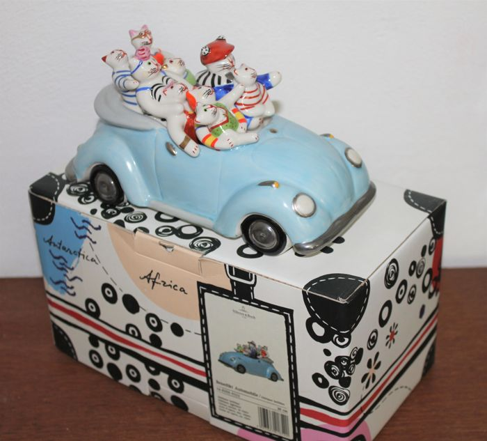Villeroy & Boch Benidikt Volkswagen Beetle - Benedikt and Friends Automobile