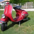 Vespa, Lambretta & Classic Scooter Auction