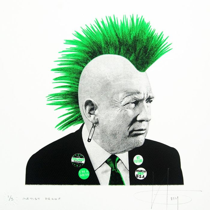 K-Guy - Punk Trump