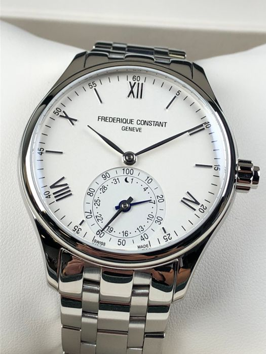 Frédérique Constant - Horological Smartwatch Steel NEW! - FC-285S5B6B - Heren - 2011-heden