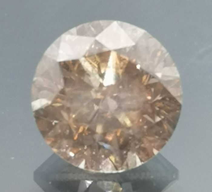 1.09 ct Diamond Fancy Brown VS2 ** no reserve price **