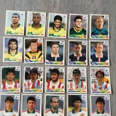 Panini - WC France - 140 different stickers
