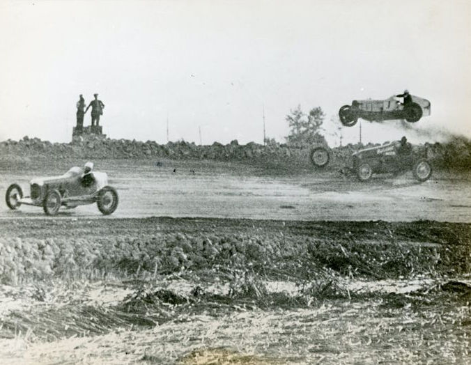 Unknown/ACME - 'Riding High', New Hammond Speedway,  Indianapolis, 1937