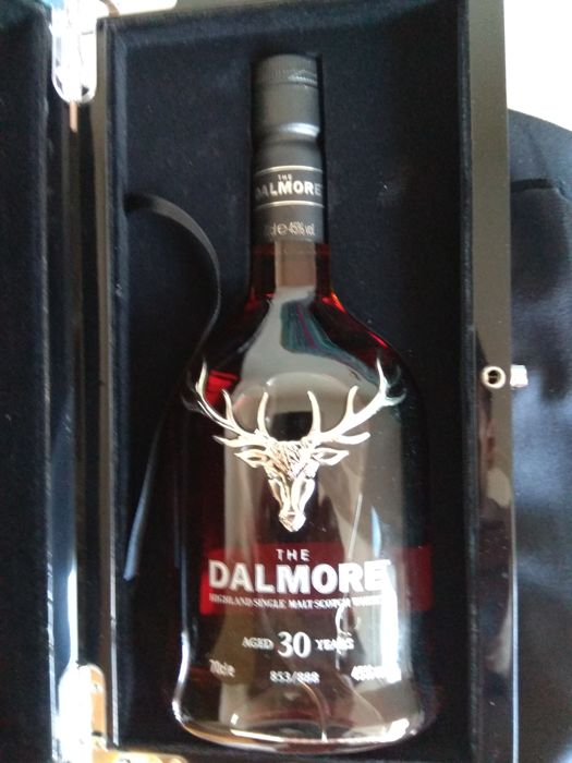 Dalmore 30 years old - One of 888 - OB