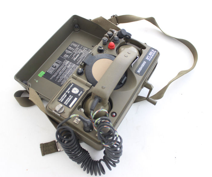 NATO Field Telephone