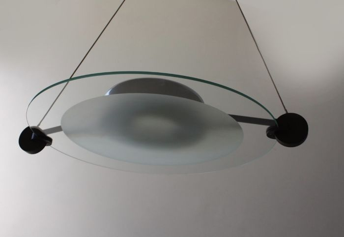 Michele de Lucchi for Artemide - 'Cyclos' hanging lamp