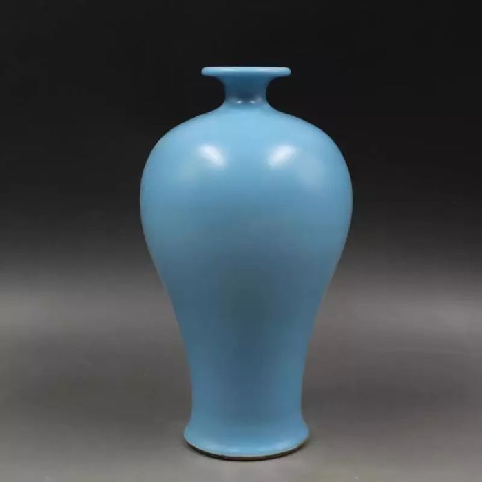 A modern Meiping vase - China - late 20th/21st century