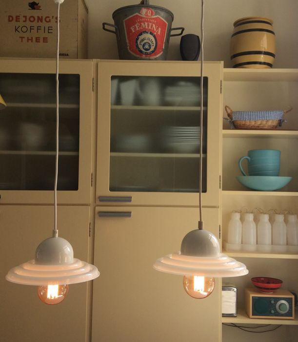 Happylight Holland - Two very unusual pendant lights
