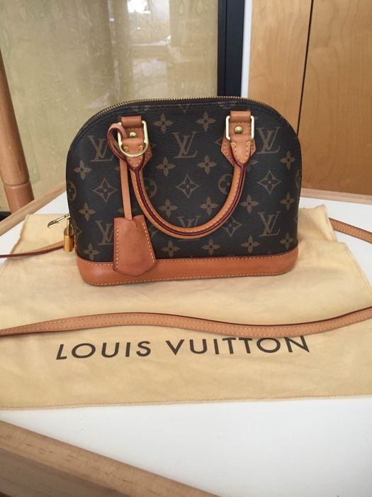 Louis Vuitton - Alma BB * No Minimum Price* Handtas