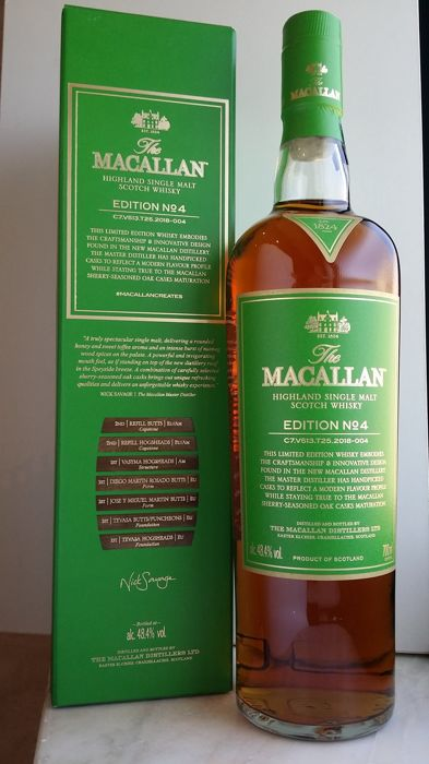 The Macallan Edition 4