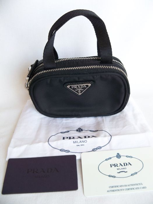 5870c64011 Prada Mini-pochette - *No Minimum Price* - Catawiki