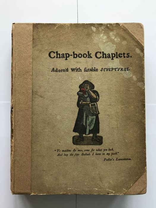 Joseph Crawhall - Crawhall's Chap-Book Chaplets - 1883