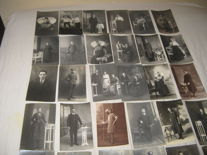 mint vintage postcards virtually all from the Netherlands 1910 / 1925