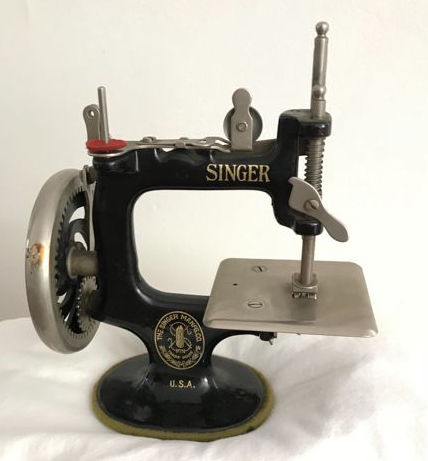 A Singer Nº 40 Sewing Machine Approx 1940 Catawiki New Singer 20 Sewing Machine